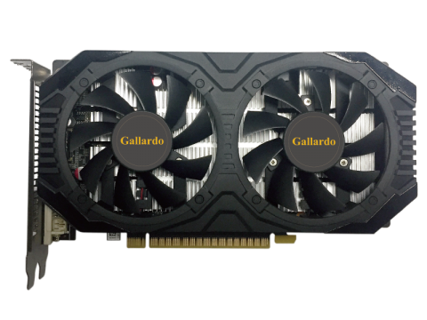 MANLI GeForce GTX 1050Ti Gallardo (F357G+N452-10)